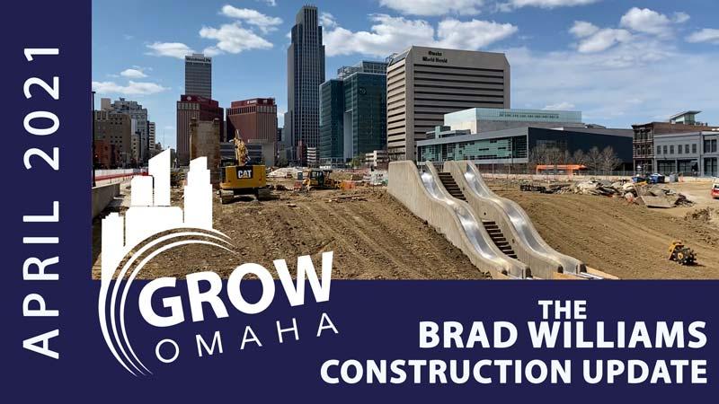 April 2021 – Construction Update