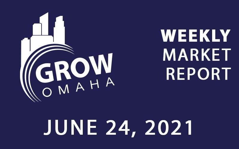 Weekly Market Report – June 24, 2021