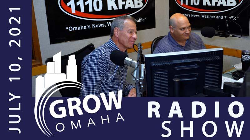 July 10, 2021 – Radio Show