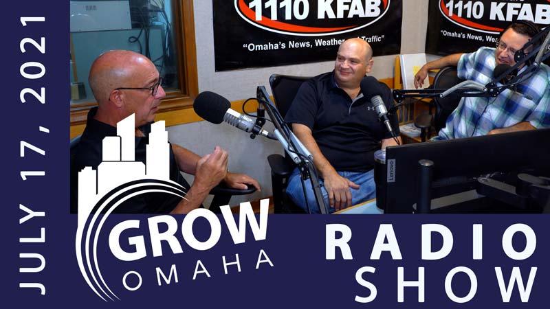 July 17, 2021 – Radio Show