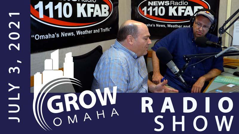 July 3, 2021 – Radio Show
