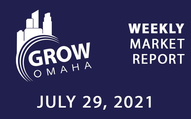 Weekly Market Report – July 29, 2021