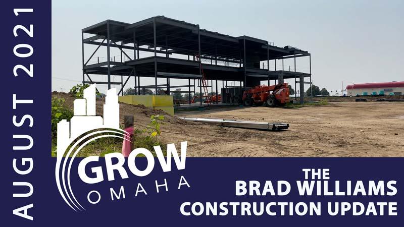 August 2021 – Construction Update