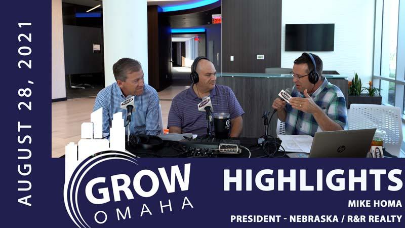 Mike Homa, President – Nebraska / R&R Realty