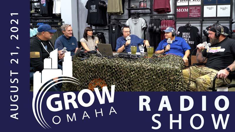 August 21, 2021 – Radio Show