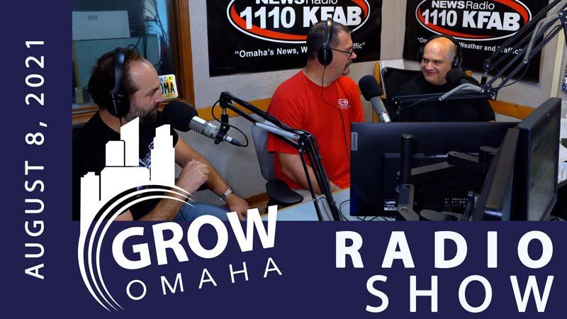 August 8, 2021 – Radio Show
