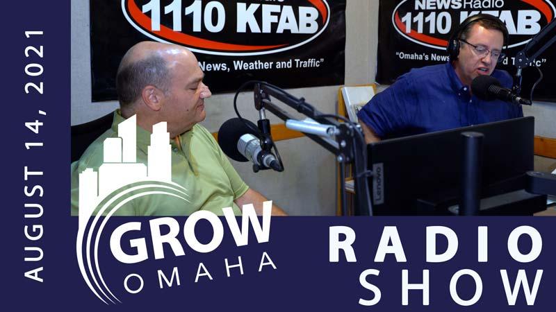 August 14, 2021 – Radio Show