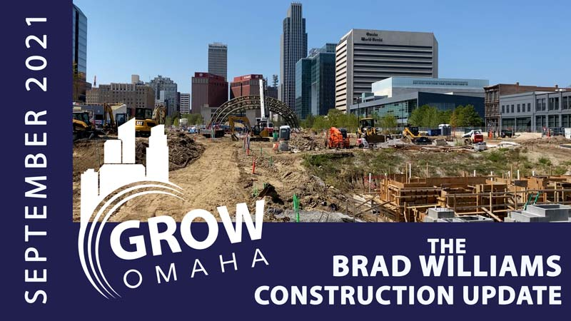 September 2021 – Construction Update