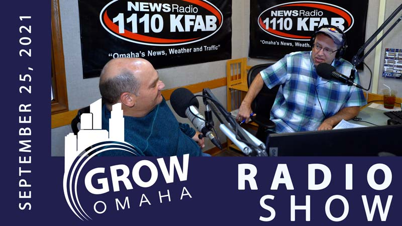September 25, 2021 – Radio Show