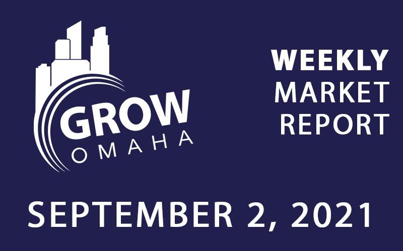 Weekly Market Report – September 2, 2021